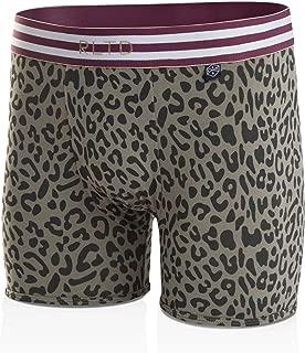 Related Garments Men's Boxer Briefs - Comfortable, Soft Underwear