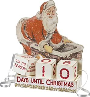 Primitives by Kathy Block Countdown - Days Until Christmas
