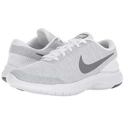 Nike Flex Experience RN 7 (White/Cool Grey/Wolf Grey) Women