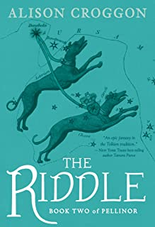 The Riddle: The Second Book of Pellinor (Pellinor Series 2)
