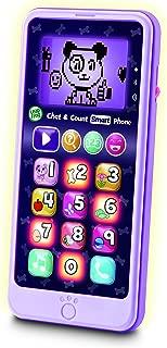 LeapFrog LeapFrog Chat & Count Smart Phone Violet Toy