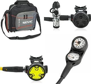 SEAC New Scuba Diver Premium Scuba Regulator Package Dive Gear