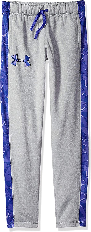 Under Armour New York Mall Girls' Pants Fleece Superlatite