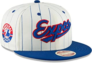 4f935181 New Era 950 Montreal Expos All Star Game 2018 Pinstripe Snapback (OWH-RBL)