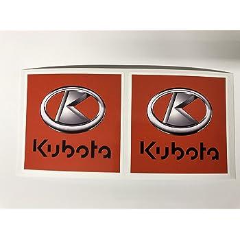 "Kubota Camo Utility Tractor Large 14/"" Sticker Decal IMCA NHRA USRA"
