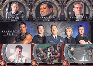 Stargate The Movie Unlock The Stargate Game Chase Card #11