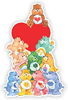 Care Bears Iron On Transfer for T-Shirts & Other Light and Dark Color Fabrics #19 Divine Bovinity