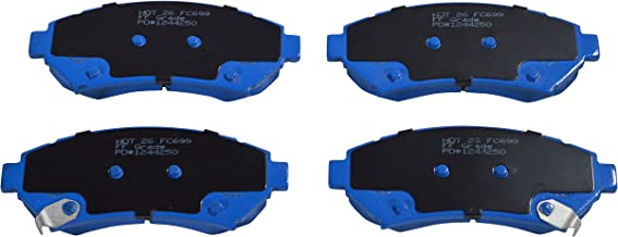 Front Disc Brake Pad For Cadillac, Chevrolet, Oldsmobile And Pontiac, Premium Lines Part No. FC699