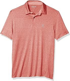 Izod Men's Golf Title Holder Short Sleeve Polo Shirt