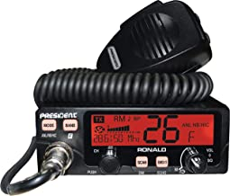PRESIDENT Ronald 10 Meter Radio
