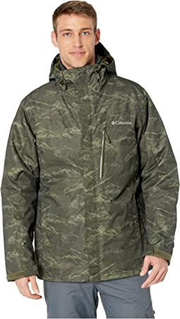 Peatmoss Mountain Jacquard