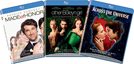 Love & Marriage 3-Pack Bundle: (Made of Honor / The Other Boleyn Girl / Across the Universe)