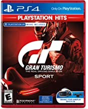 Gran Turismo Sport Hits - PlayStation 4