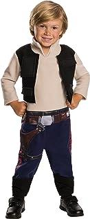 Rubie's Star Wars Child's Classic Han Solo Costume, 3T4T