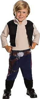 Rubie's Star Wars Child's Classic Han Solo Costume, 2T