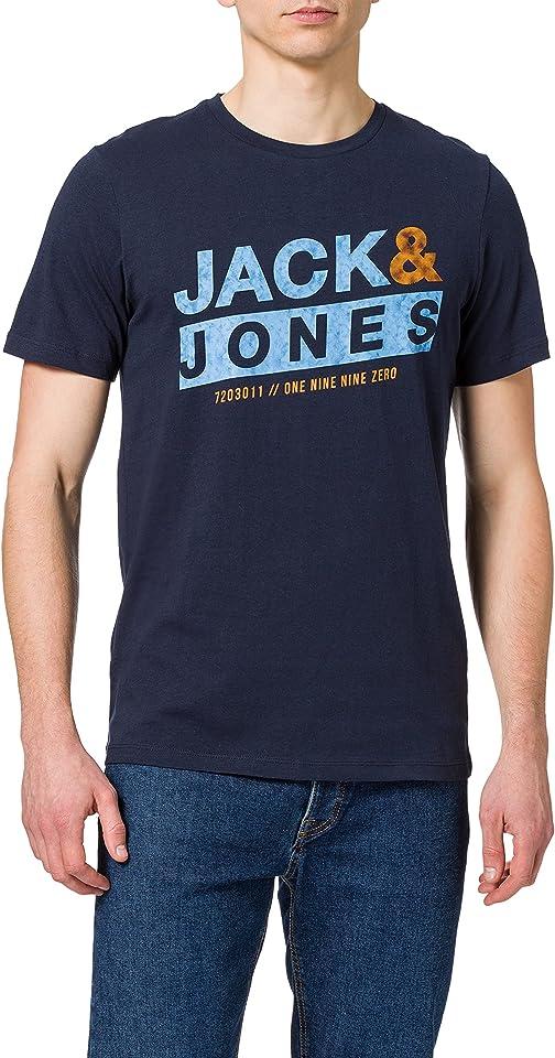 Herren Jcoliquid Tee Ss Crew Neck FST T-Shirt