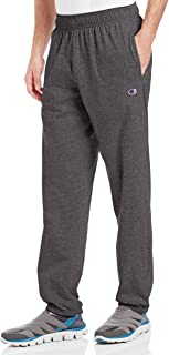 Men's Closed Bottom Light Weight Jersey Sweatpant