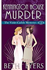 Kennington House Murder: A Violet Carlyle Cozy Historical Mystery (The Violet Carlyle Mysteries Book 2) Kindle Edition