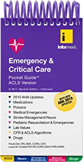 Emergency  &  Critical Care Pocket Guide, ACLS Version