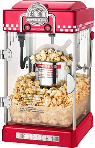 6073-Great-Northern-Red-Little-Bambino-Table-Top-Retro-Machine-Popcorn-Popper