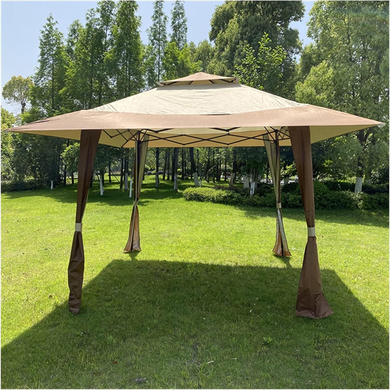 XMEIFEI PARTS Free shipping 13x13 Ft Outdoor Pop-up Folding Canopy Patio Louisville-Jefferson County Mall Gazeb