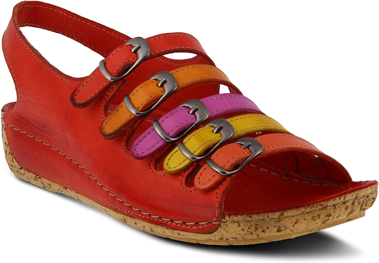 Spring Step Women's Wedge Sandal Kalamata Some Max 90% OFF reservation
