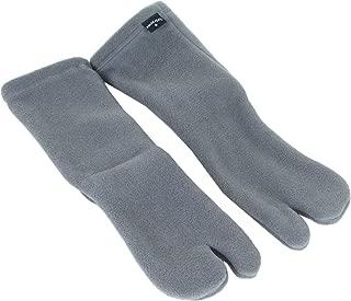 Polar Feet Warm Fleece Tabi Socks for Men and Women