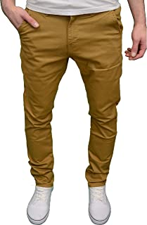 Wrangler Arizona Mens Straight Stretch OO Chinos Jeans Vintage Khaki Soft Fabric