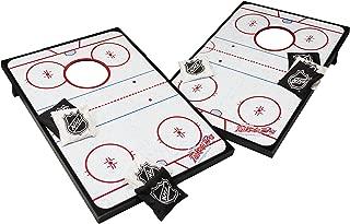 Wild Sports NHL Generic Hockey Cornhole Bag Toss Game