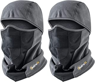 AstroAI Ski Mask Balaclava Winter Gifts for Men Women Windproof Breathable Face Mask for..