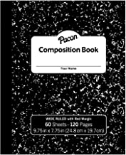 composition book softcover