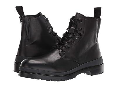John Varvatos Jarvis Punk Boot (Black) Men