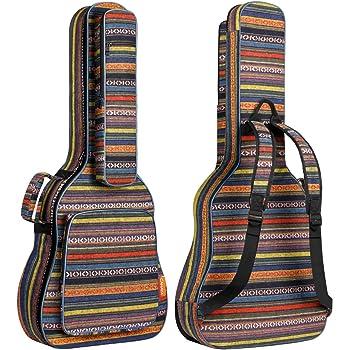 GATOR GW-LP-BROWN - Estuche para guitarra de madera, Escriba Gibson Les Paul, Castaño: Amazon.es: Instrumentos musicales