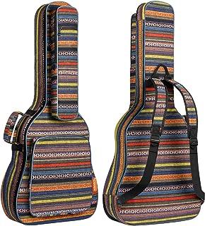 CAHAYA Funda para Guitarra Estilo Bohemia Bolsa Guitarra