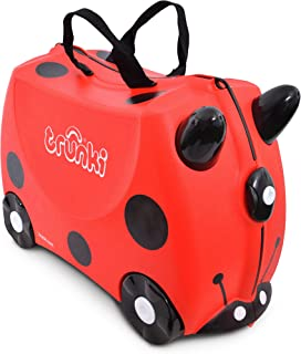 Trunki Harley Ladybird Ride-On Suitcase
