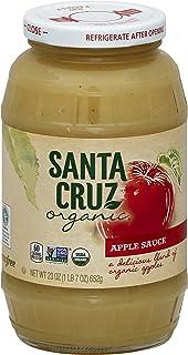 Santa Cruz Organic Apple Sauce, 23 Ounce