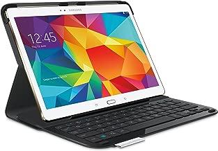 Logitech 920-006401 Type S Folio Keyboard Case for Samsung Galaxy Tab S 10.5 - Black