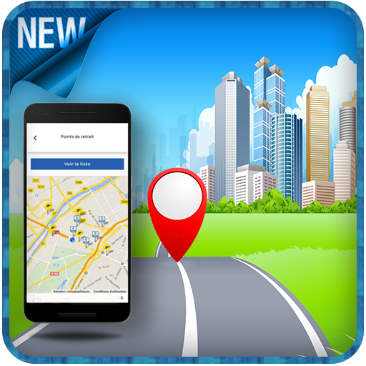 GPS Navigation Tracker - Free Route…