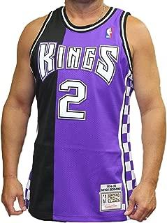 Mitchell & Ness Mitch Richmond Sacramento Kings Authentic 1994-95 NBA Jersey