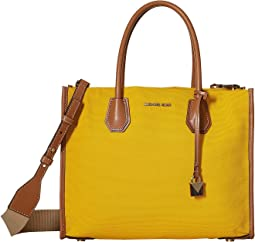 08795f46dfac MICHAEL Michael Kors. Mercer Large Convertible Tote. $167.99MSRP: $278.00.  Jasmine Yellow