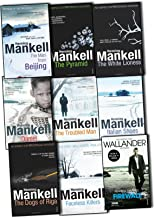 Henning Mankell Wallander TV Tie Series 9 Books Collection Pack Set RRP: £81.84 Firewall, The White Lioness, The Dogs of Riga, Faceless Killers (Wallander 1), Italian Shoes, The Man From Beijing, . The Kurt Wallander Stories, Daniel etc