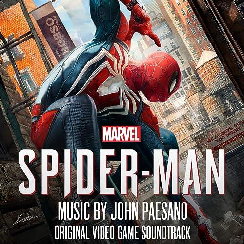 Marvel's Spider-Man (Original Video Game Soundtrack) de
