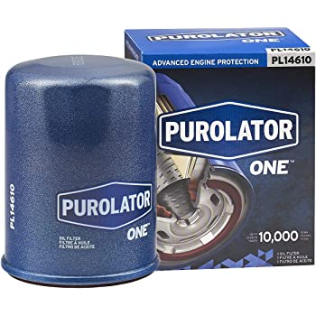 Purolator PL14610 PureONE Oil Filter Pack of 1