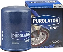 Purolator PL14610 Blue Single PurolatorONE Advanced Engine Protection Spin On Oil Filter