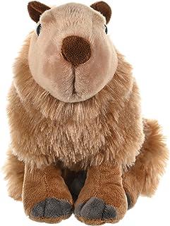 "Wild Republic Capybara, Stuffed Animal, Plush Toy, Gifts for Kids, Cuddlekins, 12"", Multi (11706)"