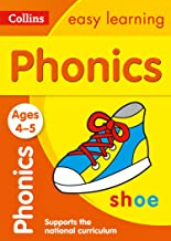 Phonics Ages 4-5: Ideal for Home Learning
