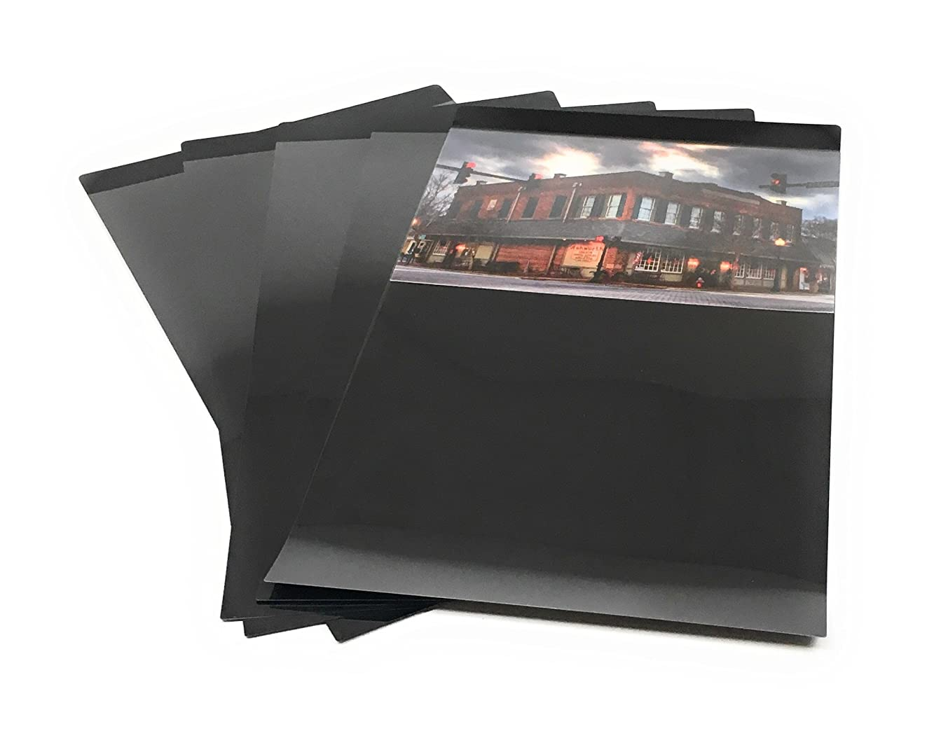 Doxie Photo Sleeves (5 Pack) (for All Doxie sheetfed Models)