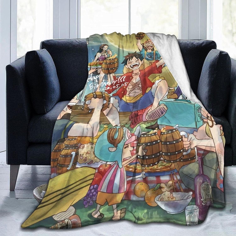Anime Throw Anti-Pilling Flannel Gif Custom Translated San Jose Mall Blanket Personalized
