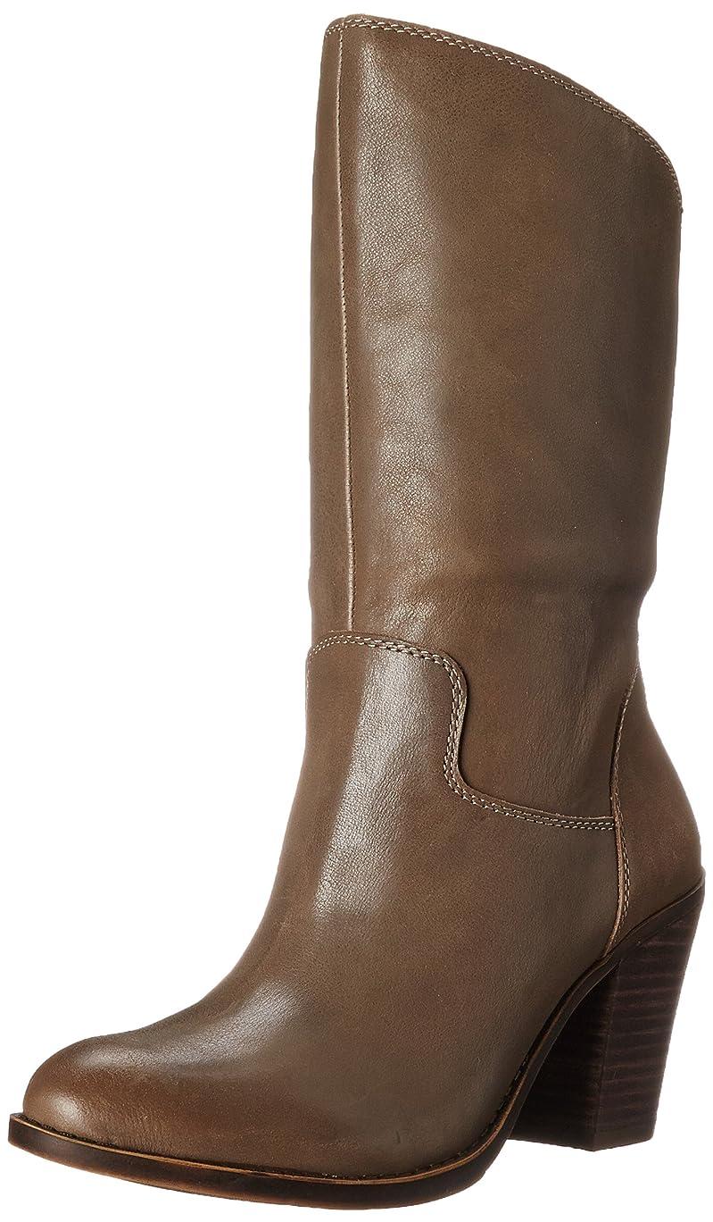 初期のねじれ伝染性Lucky Brand Womens Embrleigh Closed Toe Leather Fashion Boots