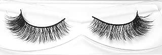 Free Tweezer with Lulu Lashes Premium Quality Mink Fur False Eyelashes- Full Strip Fake Eyelashes- Soft, Long & Natural lashes - Style 003